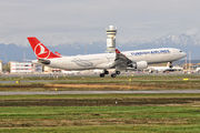 TC-JNS - Turkish Airlines Airbus A330-300 aircraft