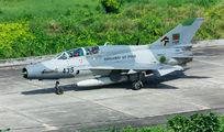 2435 - Bangladesh - Air Force Guizhou FT-7B aircraft