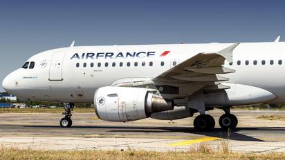 F-GRHZ - Air France Airbus A319