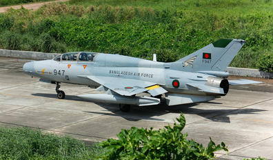 F947 - Bangladesh - Air Force Guizhou FT-7B