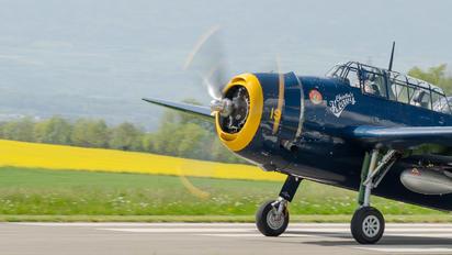 HB-RDG - Avenger Charlie's Heavies Association - Aviation Glamour - Model