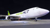 TC-ACR - ACT Cargo Boeing 747-400F, ERF aircraft