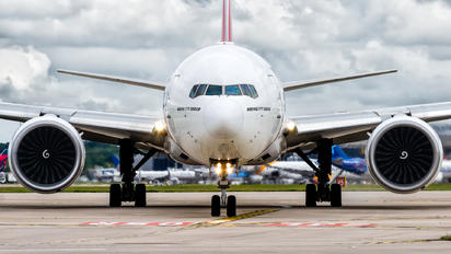 A6-EGK - Emirates Airlines Boeing 777-300ER