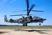 80 - Russia - Air Force Kamov Ka-52 Alligator aircraft
