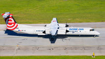 SP-EQI - LOT - Polish Airlines de Havilland Canada DHC-8-400Q / Bombardier Q400 aircraft