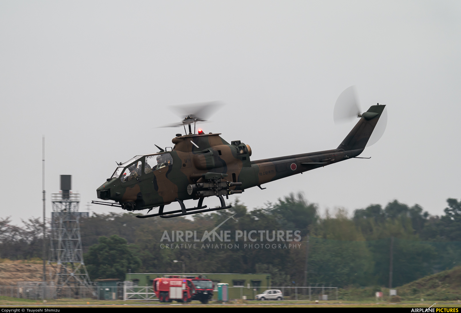 Japan - Ground Self Defense Force 73482 aircraft at Iruma AB