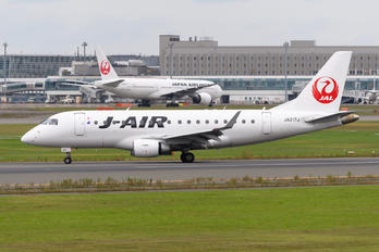 JA217J - J-Air Embraer ERJ-170 (170-100)