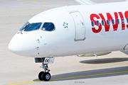 HB-JCE - Swiss Bombardier BD-100 Challenger 300 series aircraft
