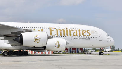 A6-EUM - Emirates Airlines Airbus A380