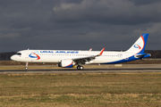 First Airbus A321neo for Ural title=