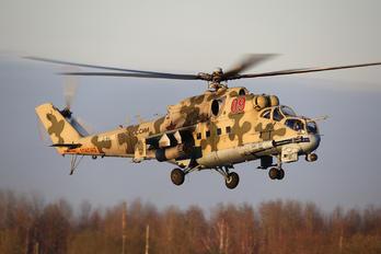 RF-93555 - Russia - Air Force Mil Mi-24P