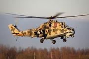 RF-93555 - Russia - Air Force Mil Mi-24P aircraft