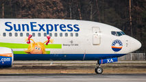 D-ASXA - SunExpress Germany Boeing 737-800 aircraft
