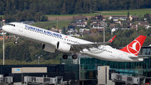 TC-LSH - Turkish Airlines Airbus A321 NEO aircraft