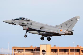 C.16-53 - Spain - Air Force Eurofighter Typhoon