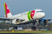 CS-TTR - TAP Portugal Airbus A319 aircraft