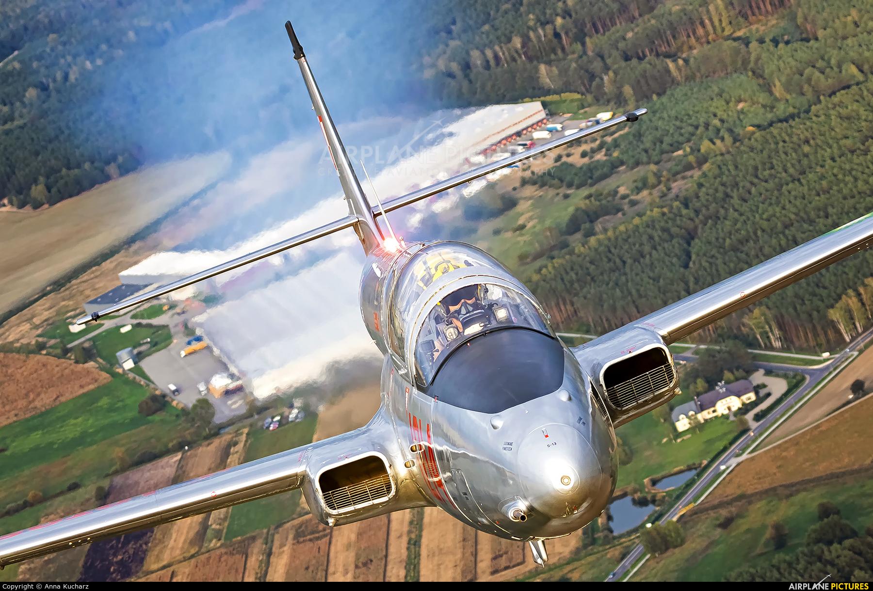 Fundacja Biało-Czerwone Skrzydła SP-YBC aircraft at Piotrków Trybunalski