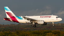 D-ABGJ - Eurowings Airbus A319 aircraft