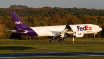 N844FD - FedEx Federal Express Boeing 777F aircraft