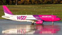 HA-LPX - Wizz Air Airbus A320 aircraft