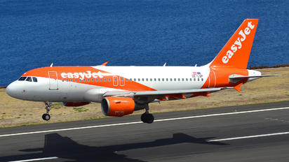 OE-LQP - easyJet Europe Airbus A319