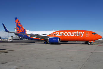 I-NEOS - Sun Country Airlines Boeing 737-800