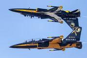 10-0056 - Korea (South) - Air Force: Black Eagles Korean Aerospace T-50 Golden Eagle aircraft
