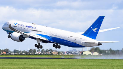 B-1567 - Xiamen Airlines Boeing 787-9 Dreamliner