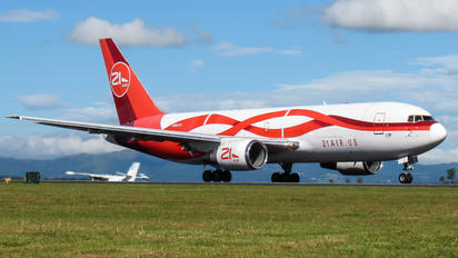 N881YV - 21 Air Boeing 767-200F