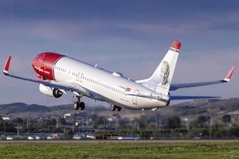 EI-FVW - Norwegian Air International Boeing 737-800