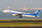JA706A - ANA - All Nippon Airways Boeing 777-200ER aircraft