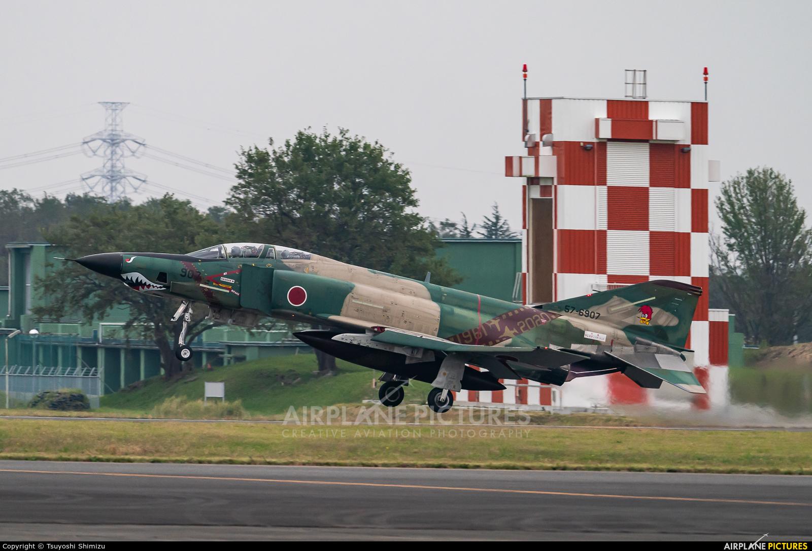 Japan - Air Self Defence Force 57-6907 aircraft at Iruma AB