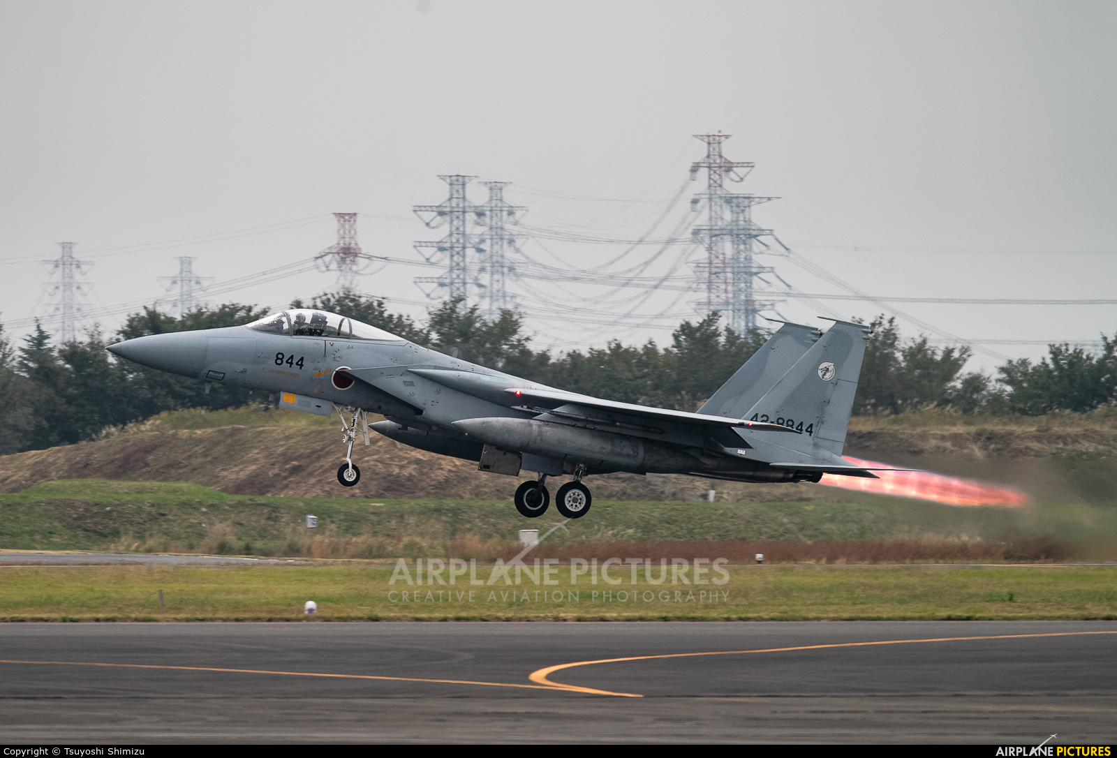Japan - Air Self Defence Force 42-8844 aircraft at Iruma AB