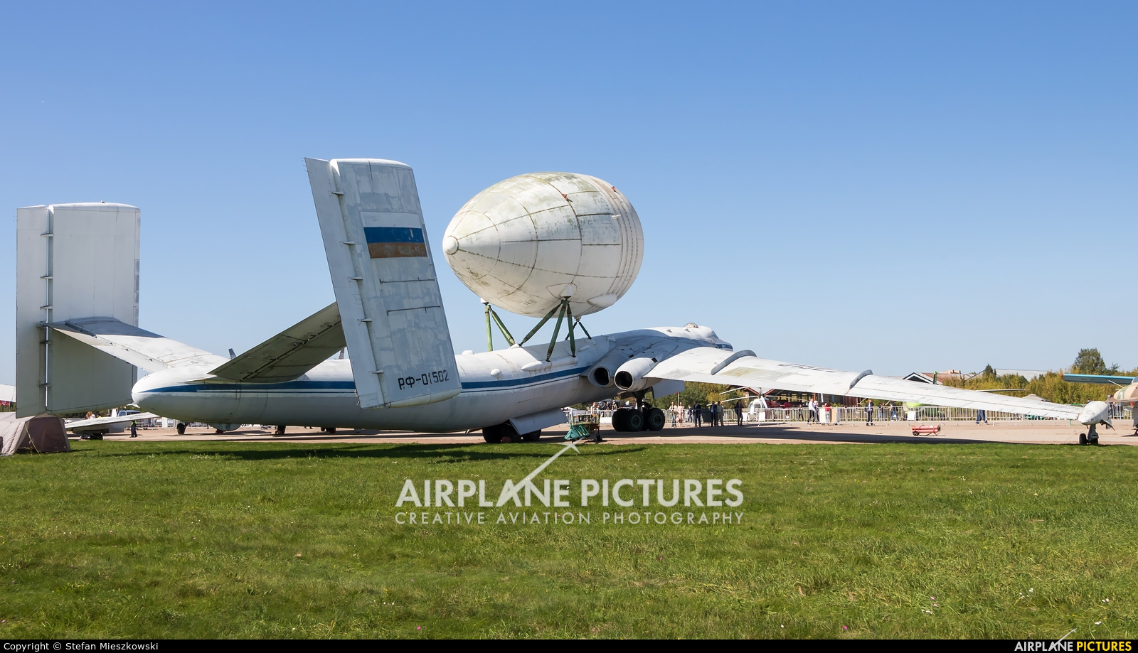 Russia - Air Force RF-01502 aircraft at Zhukovsky International Airport