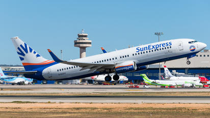 D-ASXC - SunExpress Germany Boeing 737-800