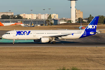 F-GTAK - Joon Airbus A321