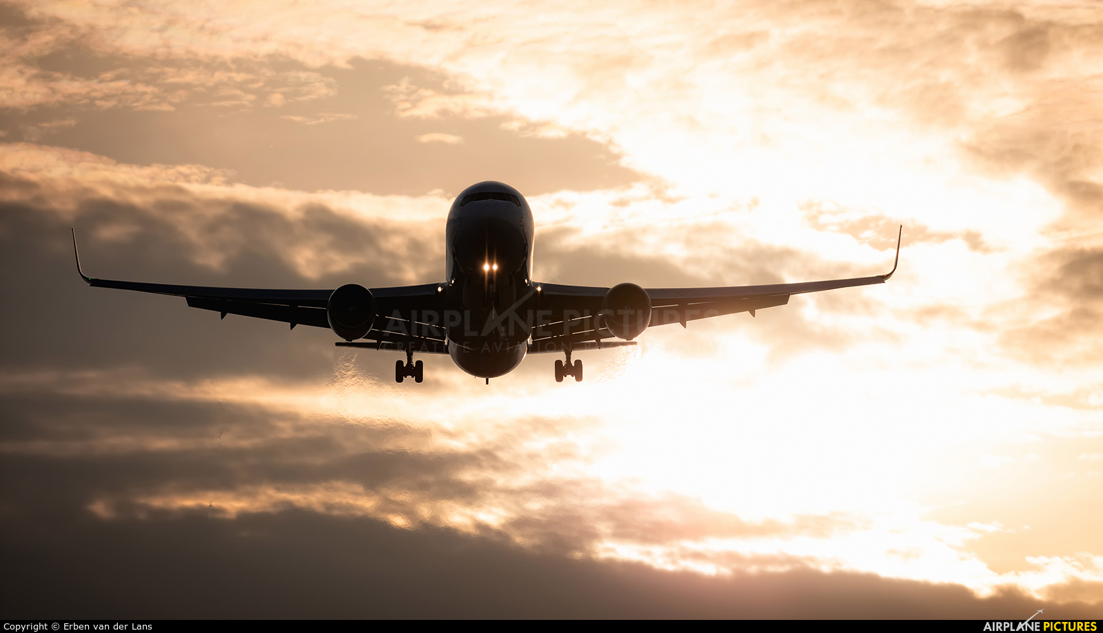 LATAM Cargo N536LA aircraft at Amsterdam - Schiphol