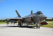 169160 - USA - Marine Corps Lockheed Martin F-35C Lightning II aircraft
