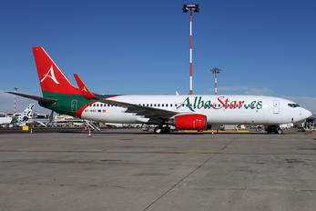 EC-NGC - AlbaStar Boeing 737-800