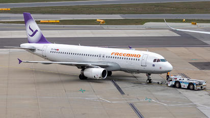 TC-FHM - FreeBird Airlines Airbus A320