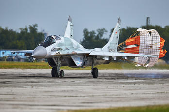 31 - Russia - Air Force Mikoyan-Gurevich MiG-29SMT