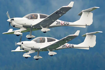 3H-DD - Austria - Air Force Diamond DA 40 NG Diamond Star