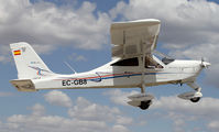 EC-GB8 - Private Tecnam P92 Echo Super aircraft