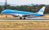 PH-EXX - KLM Cityhopper Embraer 170-200 STD aircraft