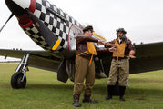 G-TFSI - Anglia Aircraft Restorations Ltd - Airport Overview - People, Pilot aircraft