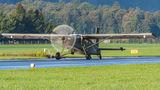 Switzerland - Air Force Pilatus PC-6 Porter (all models) V-632 at Meiringen airport