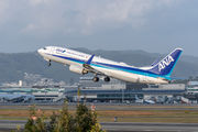 JA60AN - ANA - All Nippon Airways Boeing 737-800 aircraft