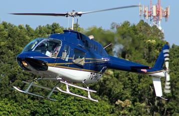 TG-HVO - Bell helicopter Bell 206B Jetranger III