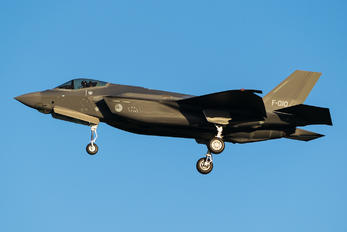 F-010 - Netherlands - Air Force Lockheed Martin F-35A Lightning II