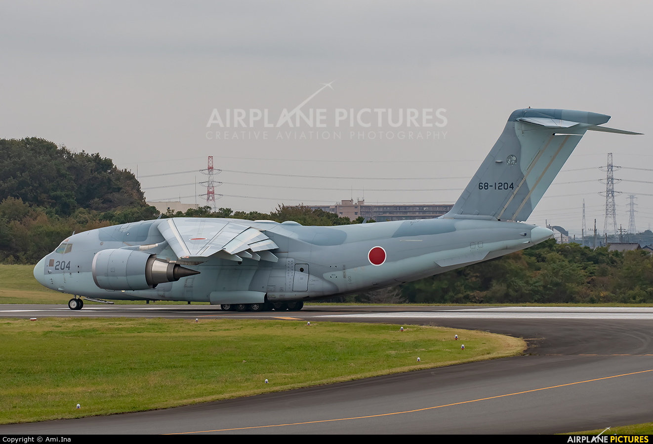 Japan - Air Self Defence Force 68-1204 aircraft at Iruma AB